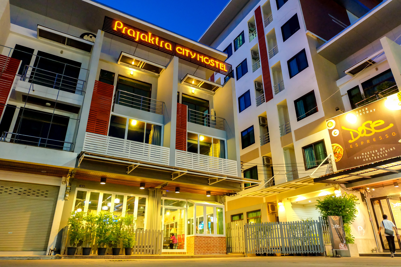 Prakahtra City Hostel